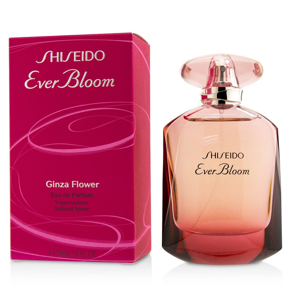 Ever Bloom Ginza Flower by Shiseido 50ml EDP