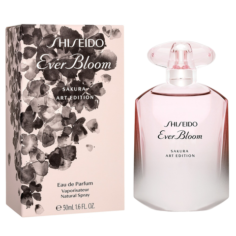 Ever Bloom Sakura Art Edition by Shiseido 50ml EDP