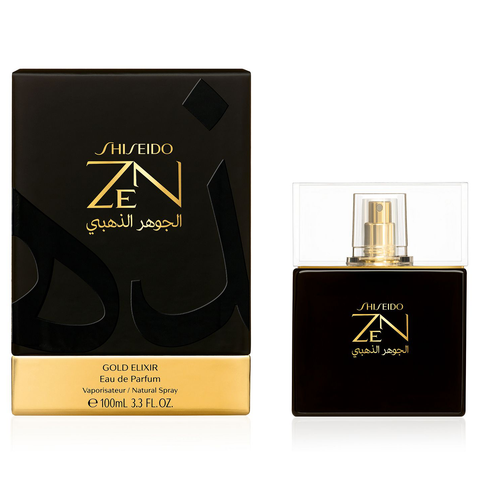 Zen Gold Elixir by Shiseido 100ml EDP