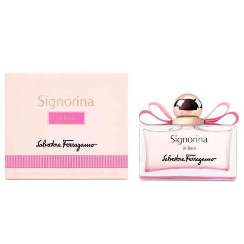Signorina In Fiori by Salvatore Ferragamo 100ml EDT
