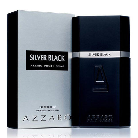 Silver Black by Azzaro 100ml EDT for Men
