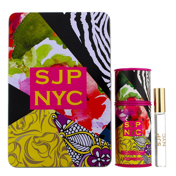 SJP NYC by Sarah Jessica Parker 100ml EDP 2 Piece Gift Set