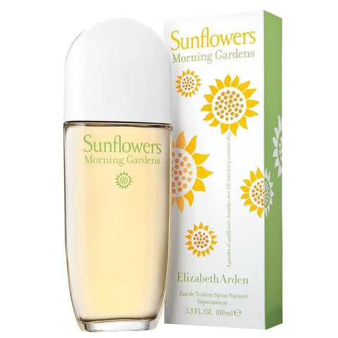 Sunflowers Morning Gardens by Elizabeth Arden 100ml EDT