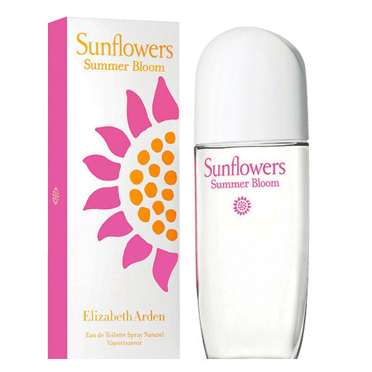 Sunflowers Summer Bloom by Elizabeth Arden 100ml EDT