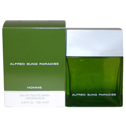 Paradise by Alfred Sung 100ml EDT (M)