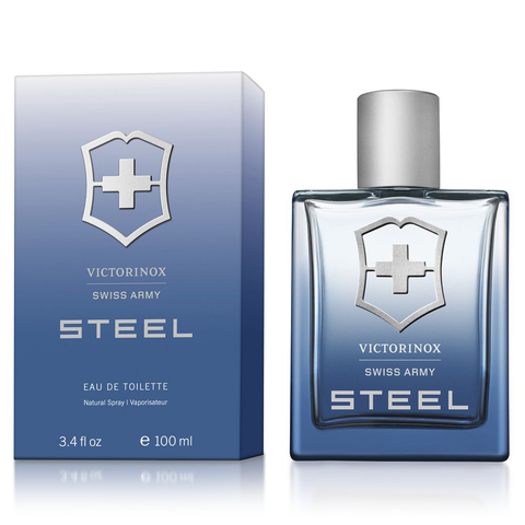 Swiss Army Steel by Victorinox 100ml EDT