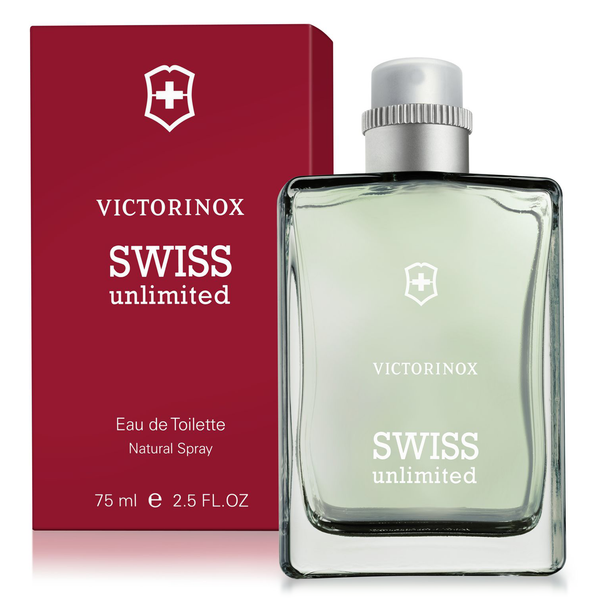 Swiss Unlimited by Victorinox 75ml EDT