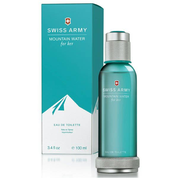 Swiss Army Mountain Water for Her 100ml EDT