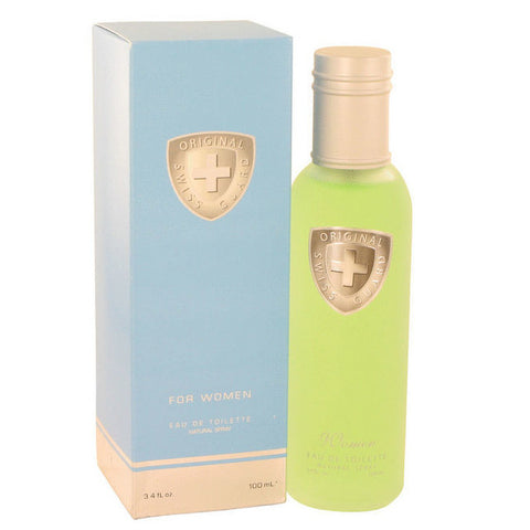 Swiss Guard by Swiss Guard 100ml EDT for Women