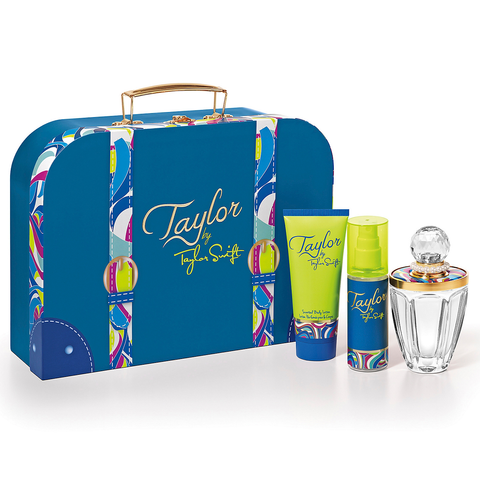 Taylor by Taylor Swift 100ml EDP 4 Piece Gift Set
