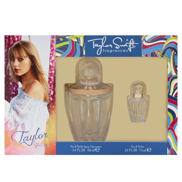 Taylor by Taylor Swift 100ml EDP 2 Piece Gift Set