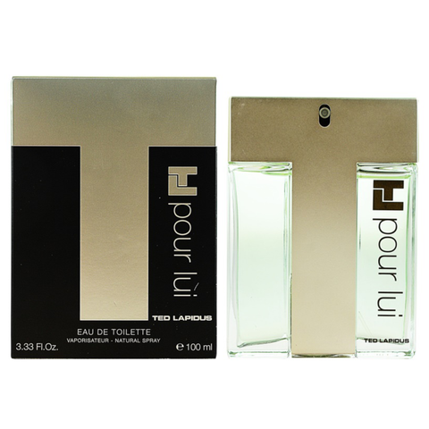 Ted Lapidus Pour Lui 100ml EDT for Men