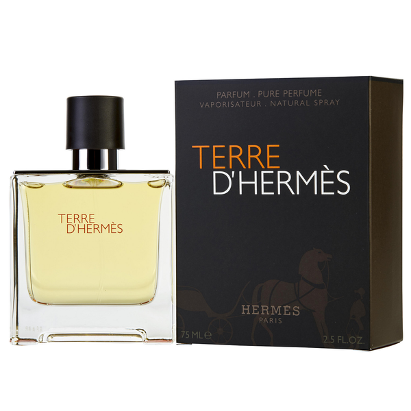 Terre D'Hermes by Hermes 75ml Pure Perfume