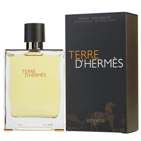 Terre D'Hermes by Hermes 200ml Pure Perfume