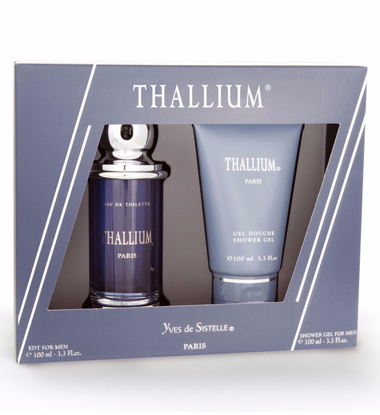 Thallium by Yves de Sistelle 100ml EDT 2 Piece Gift Set