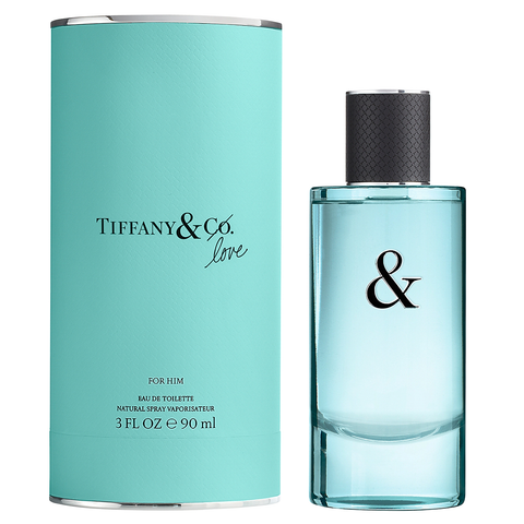 Tiffany & Love by Tiffany & Co 90ml EDT for Men
