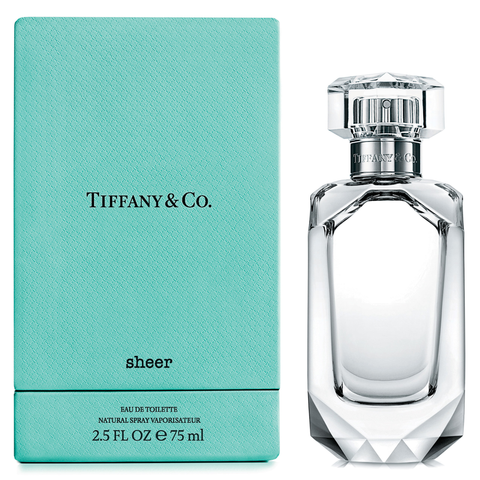 Tiffany Sheer by Tiffany & Co 75ml EDT