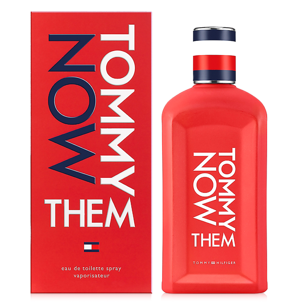 Tommy Now Them by Tommy Hilfiger 100ml EDT