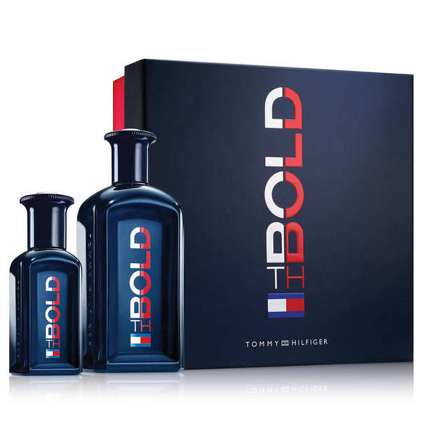 TH Bold by Tommy Hilfiger 100ml EDT 2 Piece Gift Set