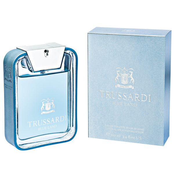 Blue Land by Trussardi 100ml EDT for Men
