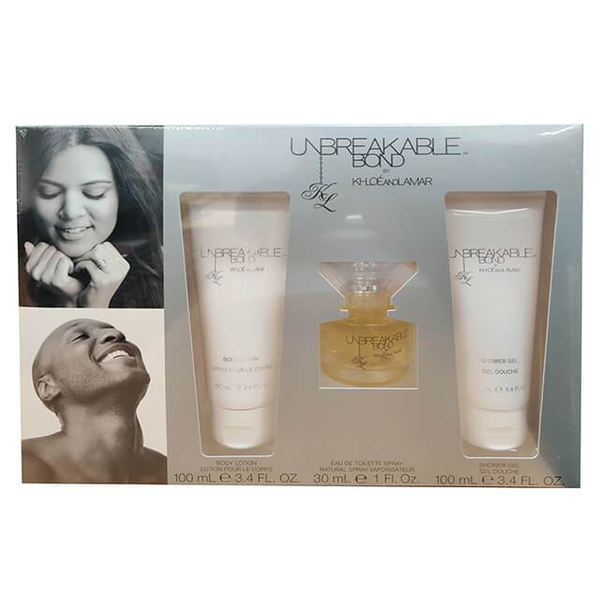 Unbreakable Bond by Khloe & Lamar 30ml 3 Piece Gift Set