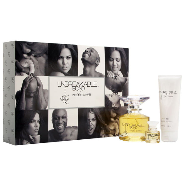 Unbreakable Bond by Khloe & Lamar 100ml 3 Piece Gift Set
