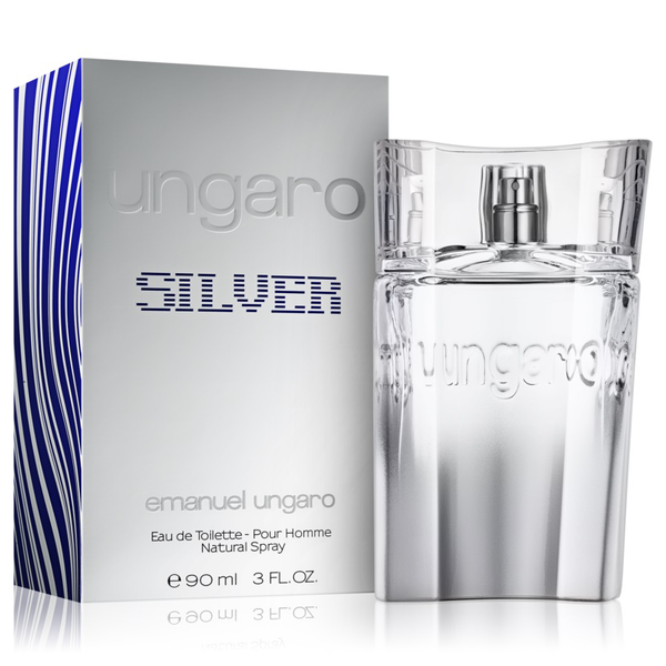 Ungaro Silver by Emanuel Ungaro 90ml EDT