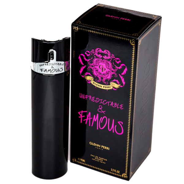 Unpredictable & Famous by Glenn Perri 95ml EDP