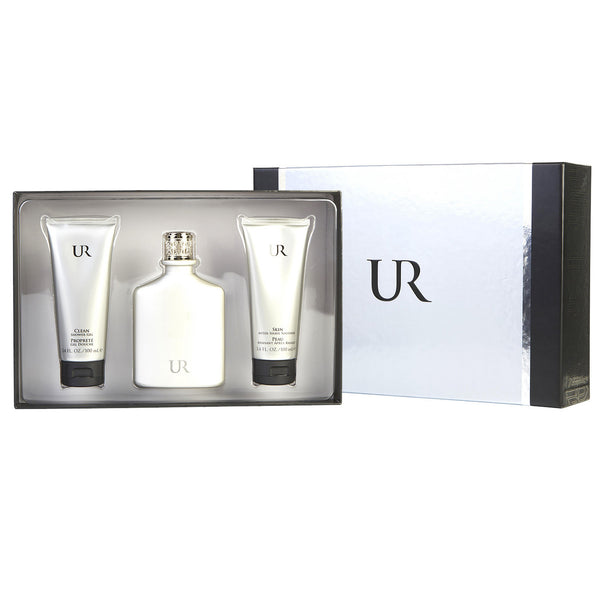 Usher UR by Usher 100ml EDT 3 Piece Gift Set