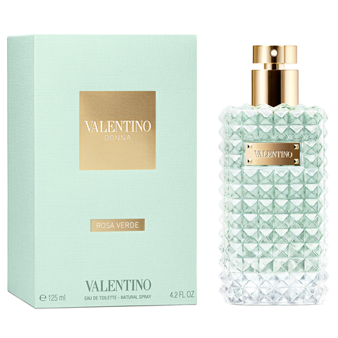 Donna Rosa Verde by Valentino 125ml EDT