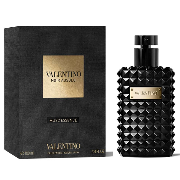 Valentino Noir Absolu Musc Essence by Valentino 100ml EDP