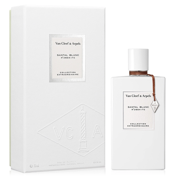 Santal Blanc by Van Cleef & Arpels 75ml EDP