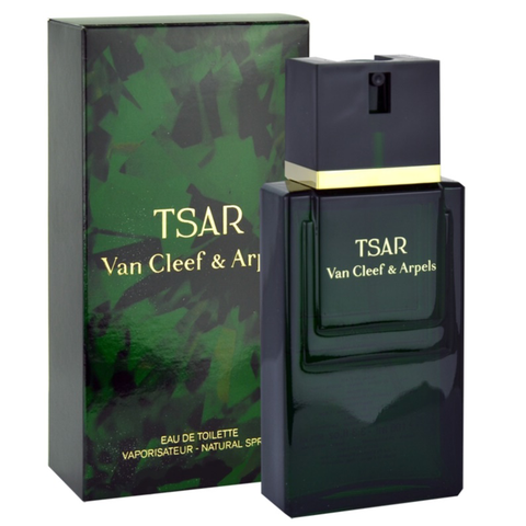 Tsar by Van Cleef & Arpels 50ml EDT for Men