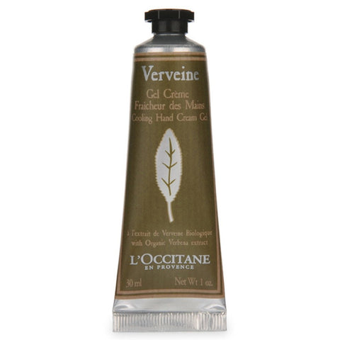 L'Occitane Verbena Cooling Hand Cream Gel 30ml