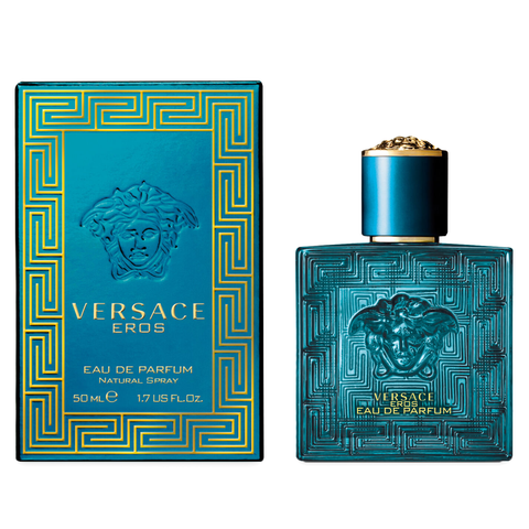 Versace Eros by Versace 50ml EDP for Men