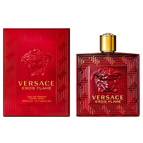 Versace Eros Flame by Versace 200ml EDP for Men