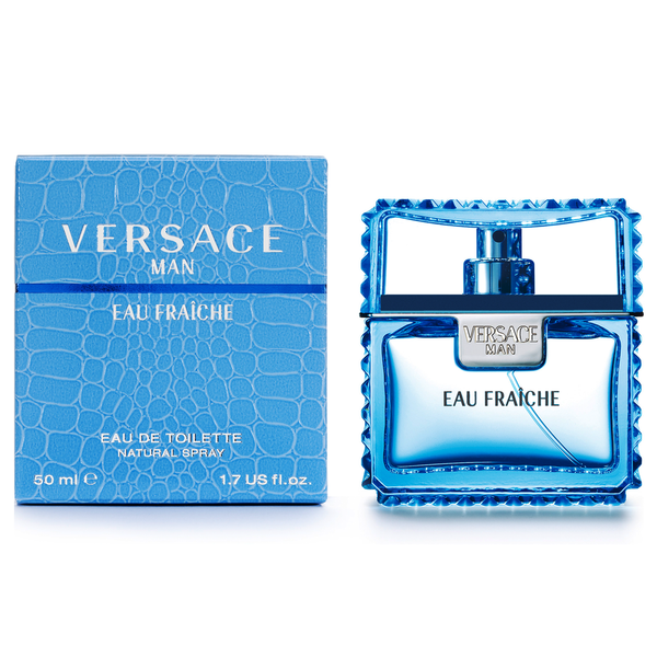 Versace Man Eau Fraiche by Versace 50ml EDT