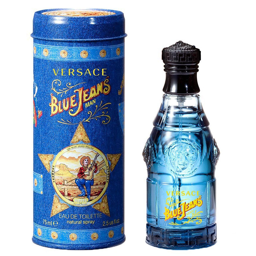 By Blue Nz Perfume Jeans 75ml Edt Versace SMpUzqGV