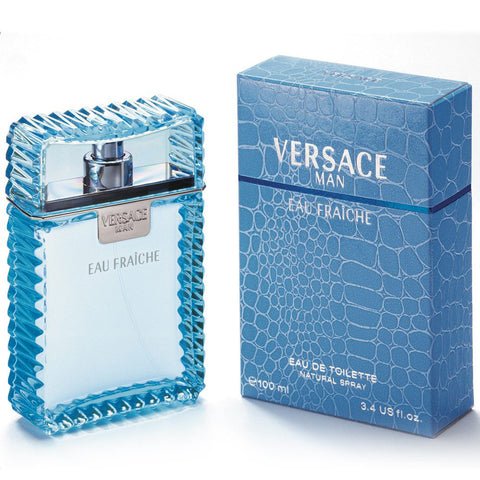 Versace Man Eau Fraiche by Versace 100ml EDT