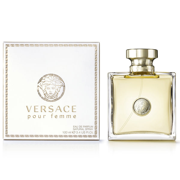 Versace 100ml Pour Edp By Femme nwO8ymvN0