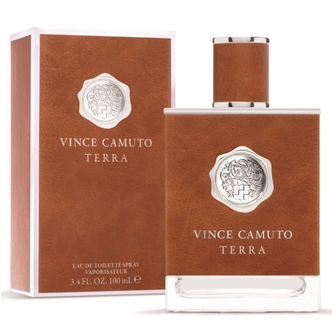 Terra by Vince Camuto 100ml EDT for Men