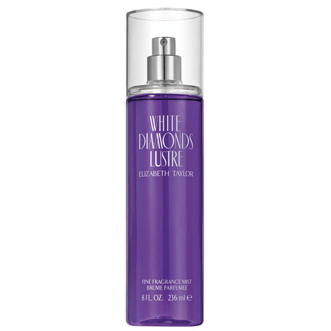 White Diamonds Lustre by Elizabeth Taylor 236ml Fragrance Mist
