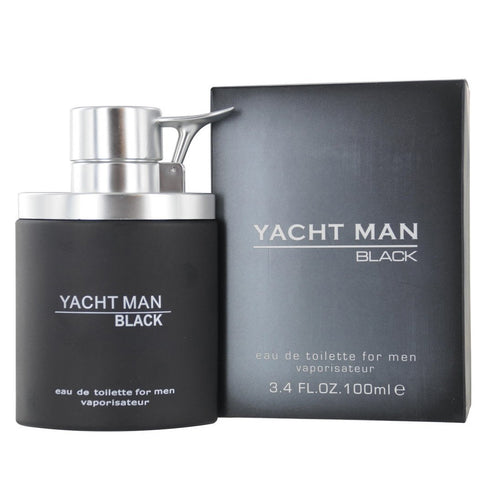 Yacht Man Black by Myrurgia 100ml EDT