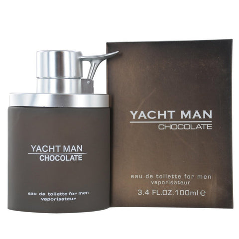 Yacht Man Chocolate by Myrurgia 100ml EDT
