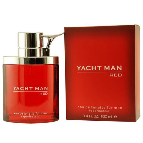 Yacht Man Red by Myrurgia 100ml EDT