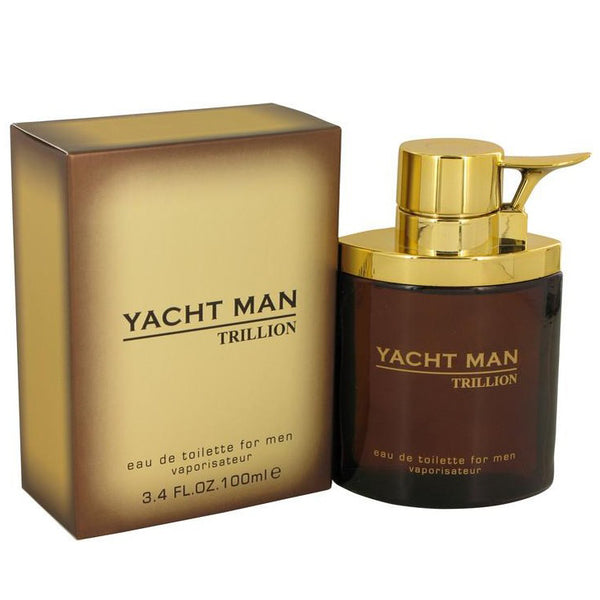 Yacht Man Trillion by Myrurgia 100ml EDT
