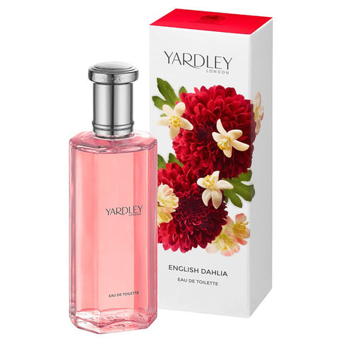 English Dahlia by Yardley London 125ml EDT