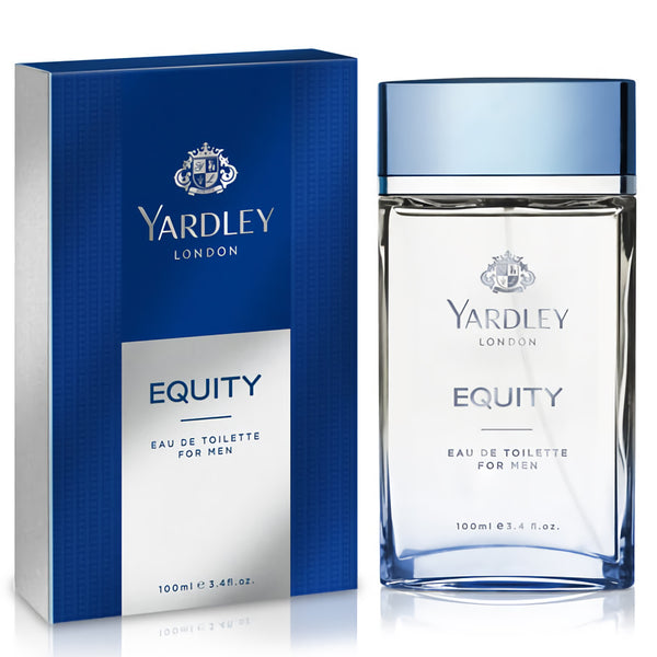 Equity by Yardley 100ml EDT for Men