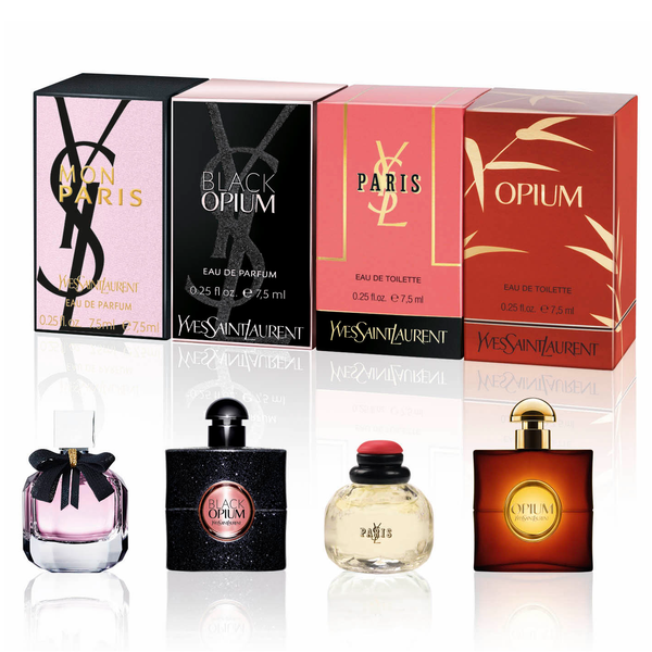 YSL Perfume Collection 4 Piece Gift Set for Women