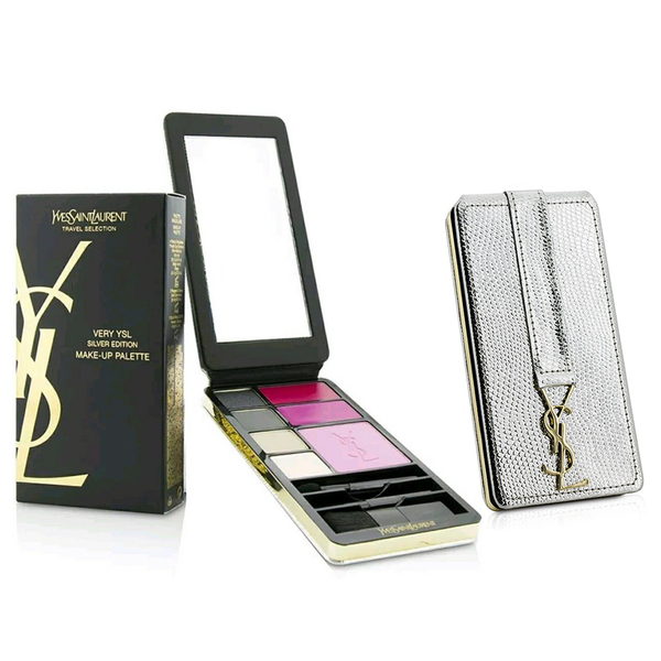 Very YSL Silver Edition Makeup Palette